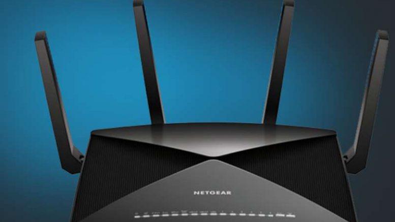 Netgear Nighthawk X10 AD7200