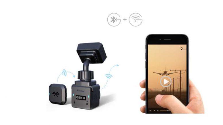Geko X100 Xpedition Dash Camera