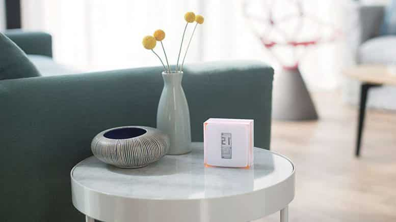 le thermostat connect netatmo compatible avec l assistant google. Black Bedroom Furniture Sets. Home Design Ideas