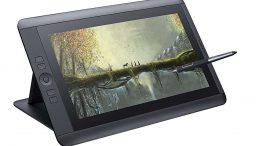 Wacom Cintiq 13HD Touch Tablette Graphique tactile Noir
