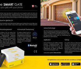 iBlue Smart Gate.