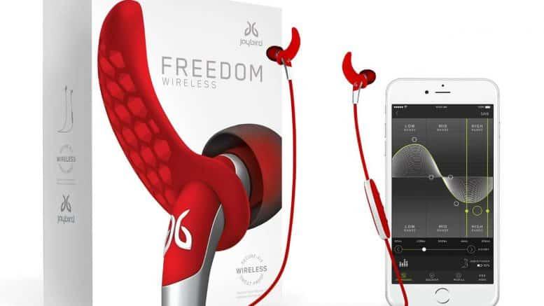 jaybird freedom V5