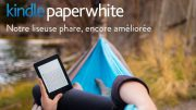 kindle Paperwhite 6 pouces