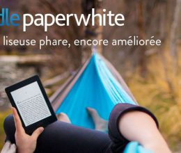 kindle Paperwhite 6 pouces