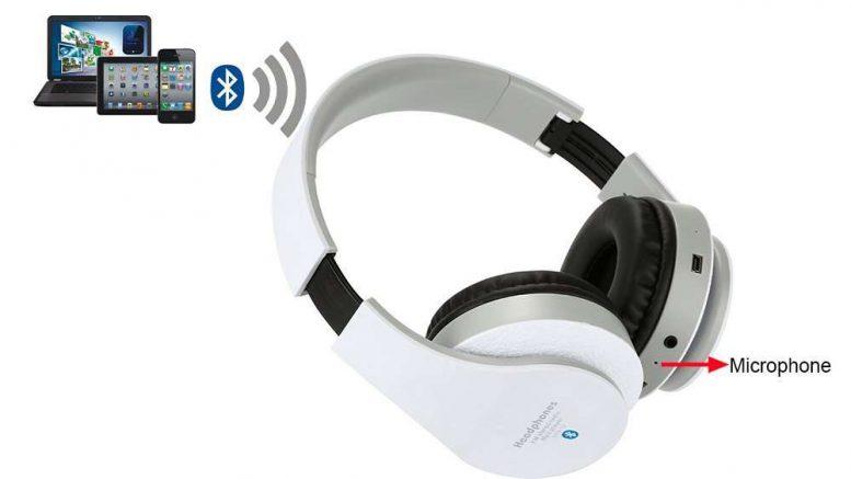 Andoer STN-12 4 en 1 Multifonctions Stéréo Bluetooth 3.0