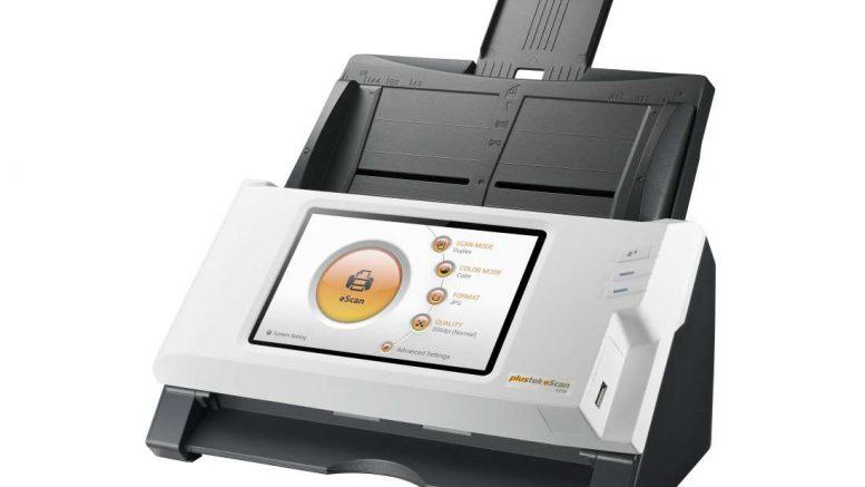 Plustek escan A250