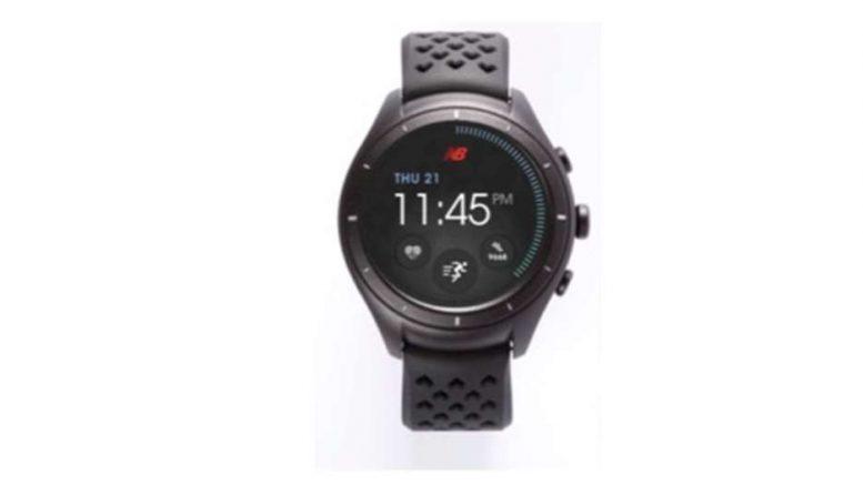 RunIQ montre connectée