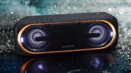 Sony SRS-XB40 EXTRABASS enceinte sans fil