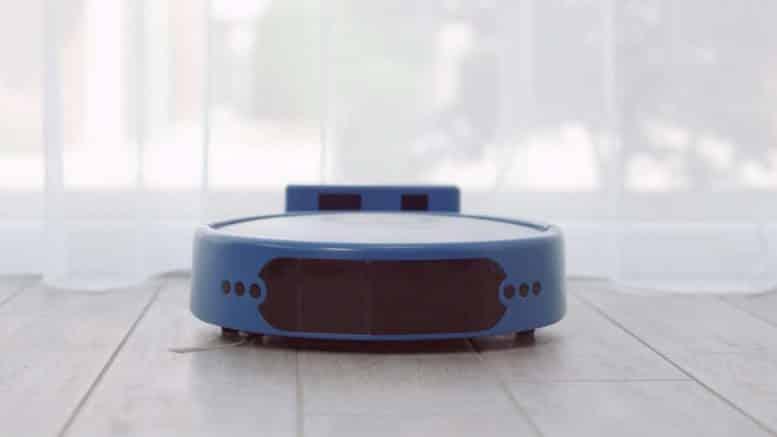 robart robot aspirateur connecté et intelligent