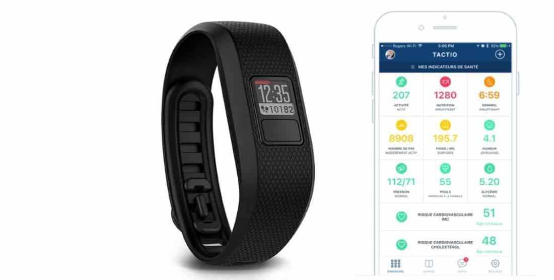 Le Groupe Santé Tactio et Garmin Ltd, leaders respectifs en solutions de santé mobile et objets connectés, unissent leurs forces pour offrir une solution de...