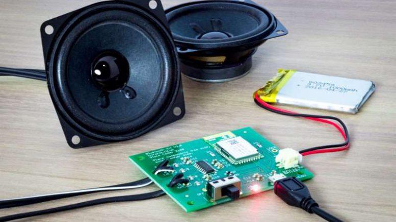 Kitronik Bluetooth Audio kit