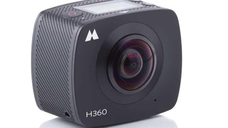 midlan H360 caméra connectée 360 02