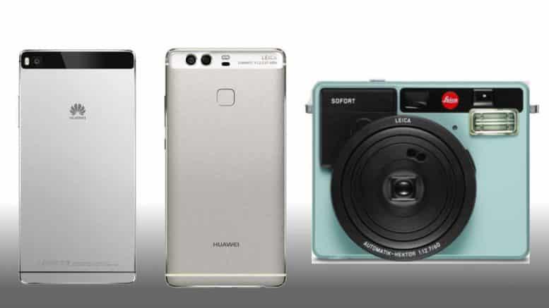 Huawei P10 Leica Sofort