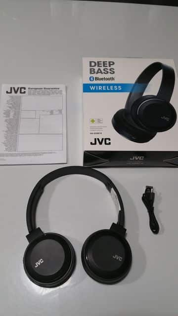 test casque jvc ha s30bt noir. Black Bedroom Furniture Sets. Home Design Ideas