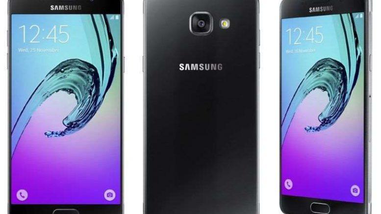 Samsung Galaxy A5 (2016) 16 Go Noir