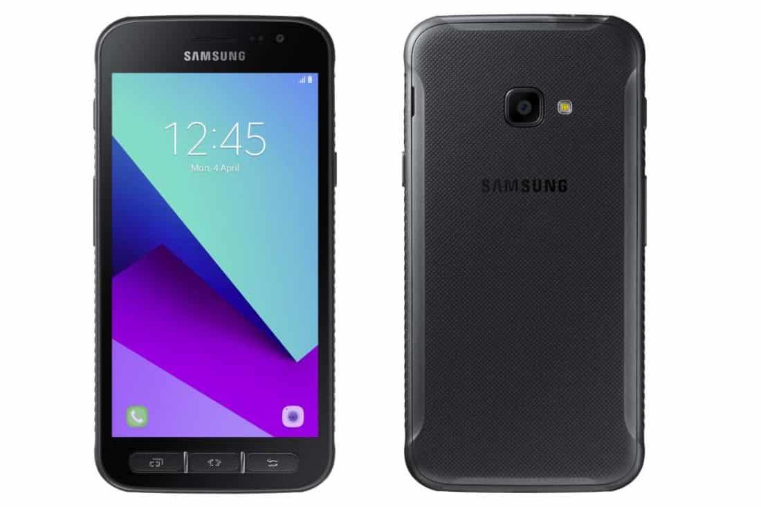 Samsung dévoile le Galaxy XCover 4.