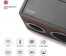 GGMM M4 Haut-parleur sans Fil