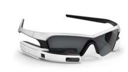 Microsoft lunette connectée santé
