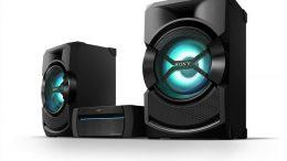 Système audio Sony SHAKEX3PI.