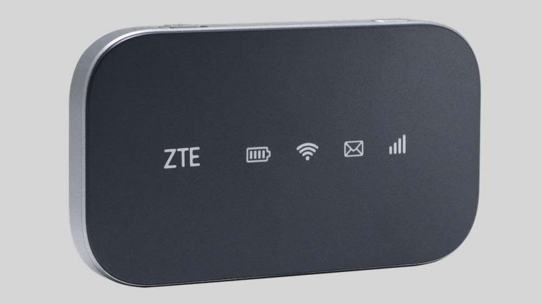 ZTE Mobile hotspot
