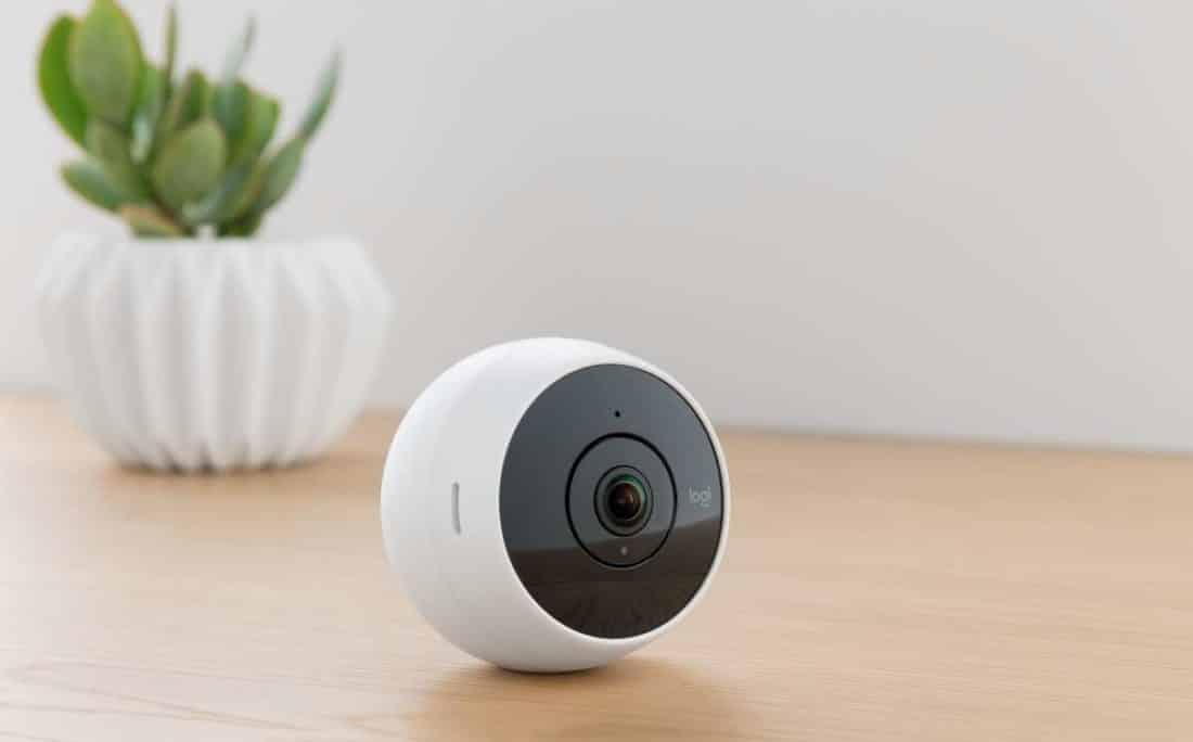 Circle 2 la nouvelle cam ra de s curit de logitech for Logitech camera exterieur