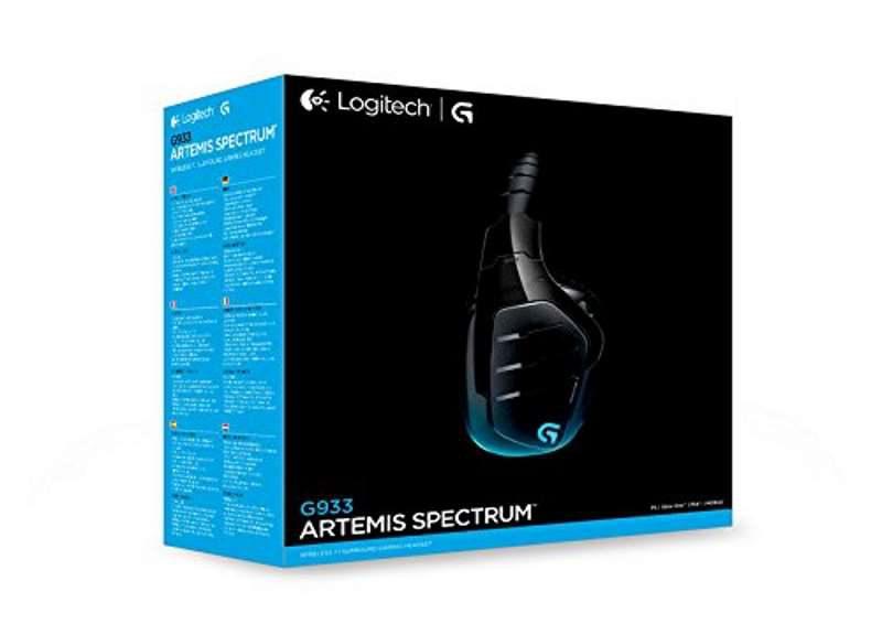 Logitech G933 Artemis Spectrum 2