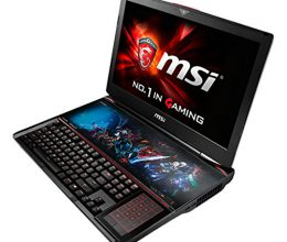 MSI Titan SLI GT80S 6QE-060FR ordinateur portable