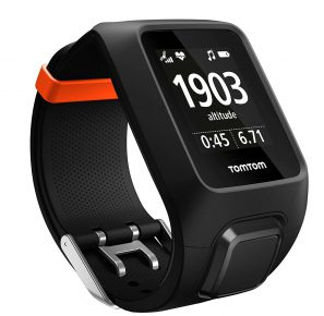 montre GPS Outdoor TomTom Adventurer Noir