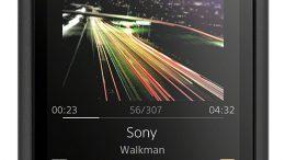Sony NW-WM1A lecteur audio 2
