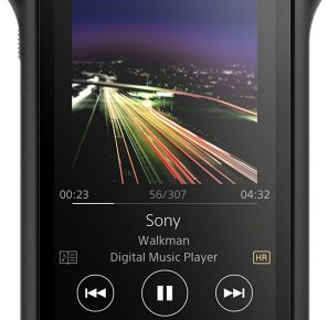 Sony NW-WM1A lecteur audio 2