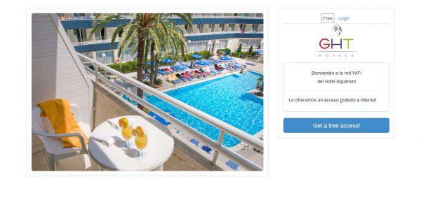 hotspot WiFi hotel gratuit