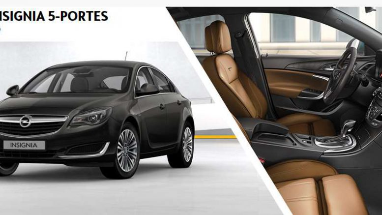 onstar de s rie sur la nouvelle opel insignia. Black Bedroom Furniture Sets. Home Design Ideas