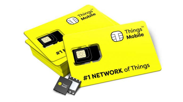 things Mobile e-SIM card