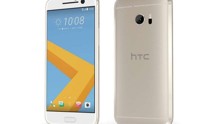 HTC 10 Or