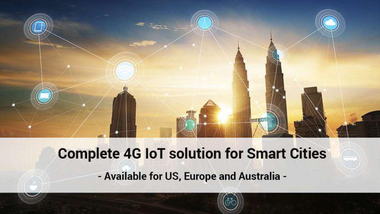 Libellium Smart Cities