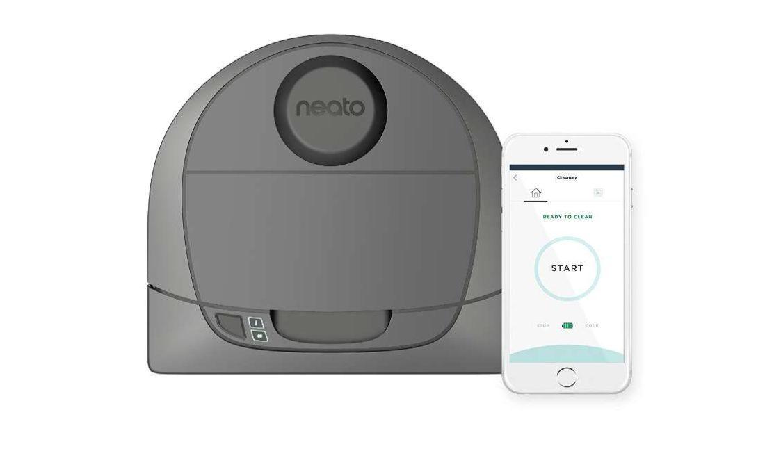 test neato botvac d5 robot aspirateur. Black Bedroom Furniture Sets. Home Design Ideas