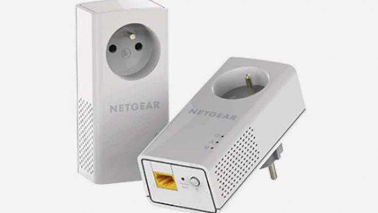 Netgear - PLP1200-100FRS