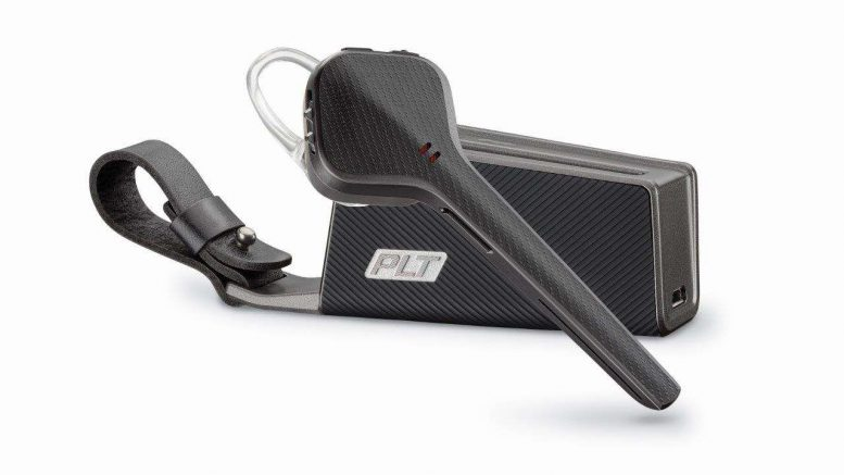 PLANTRONICS Voyager 3200_Black_And Case