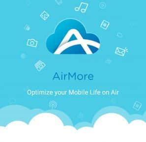 airmore transferts fichiers tuto