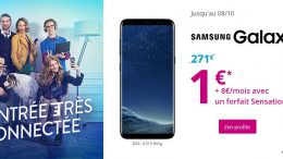 Bouygues Telecom Samsung Galaxy S8