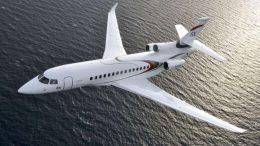 Falcon 8x de Dassault Aviation