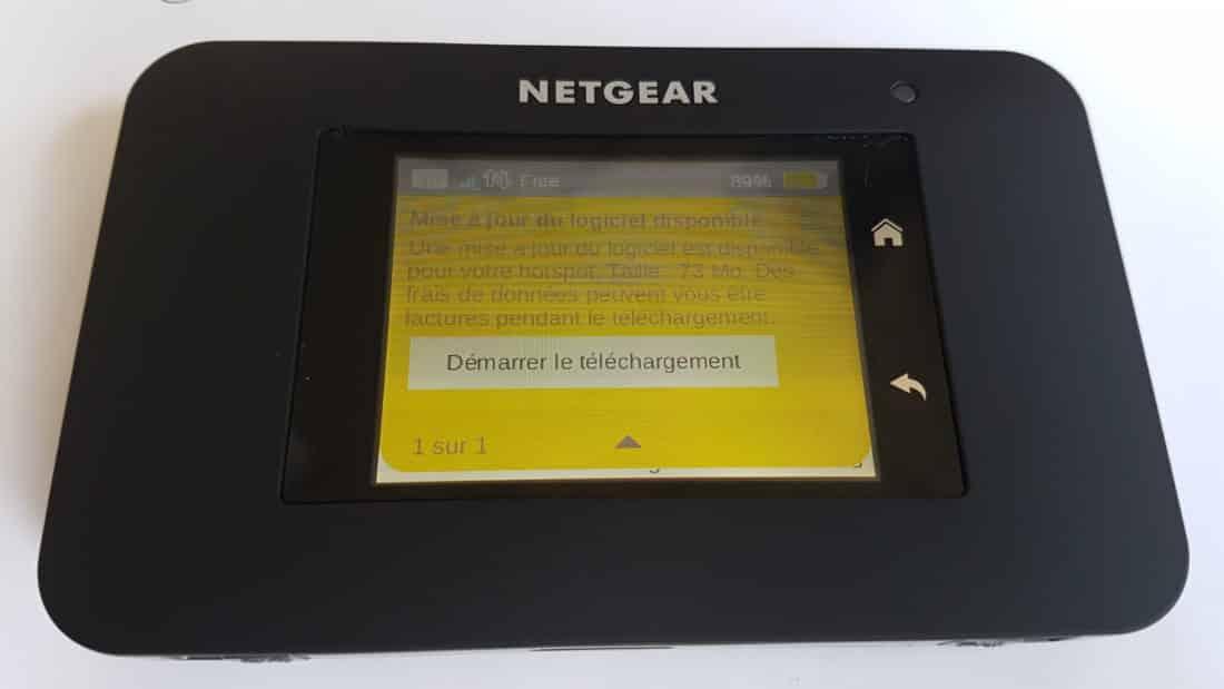test routeur 4g netgear aircard 790 page 4 sur 4. Black Bedroom Furniture Sets. Home Design Ideas