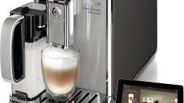 Saeco HD8977 01 une machine à Espresso connectée