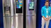 Samsung frigo connecté
