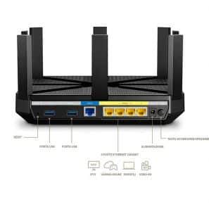 TP-Link AD7200 routeur Wi-Fi tri bande