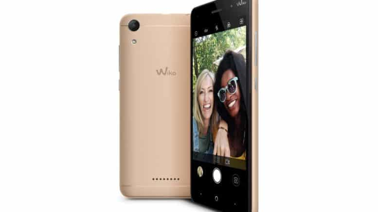 Wiko LENNY 4 Gold