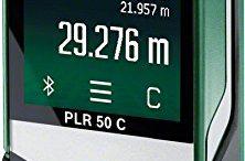 : Bosch Télémètre Laser Connecté PLR 50 C.