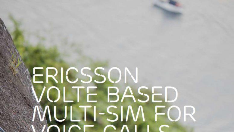 Ericsson VoiceLTE