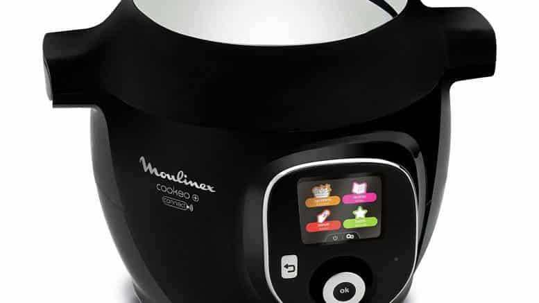Moulinex Multicuiseur Intelligent Cookeo