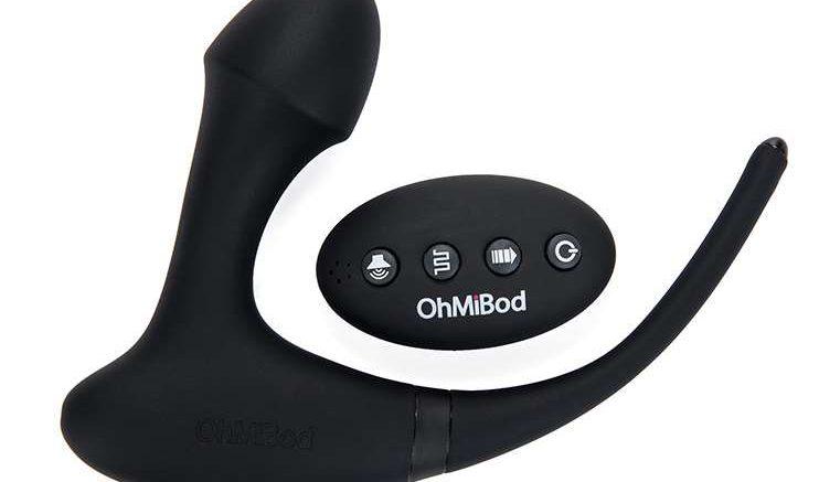 OhmiBod CLUB VIBE 3.OH HERO
